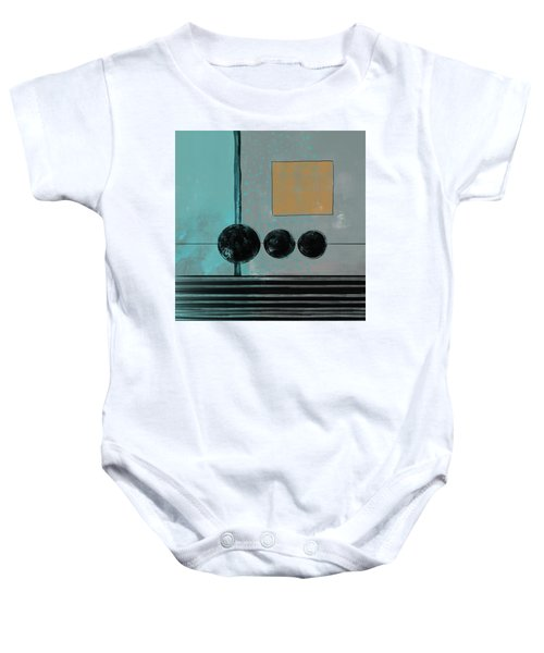 Delusion Bubbles Baby Onesie