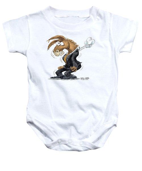 Democrat Deflates Baby Onesie
