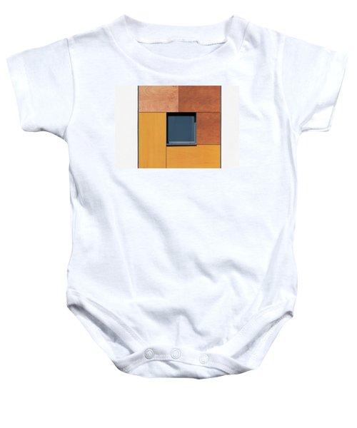 Derbyshire Window Baby Onesie