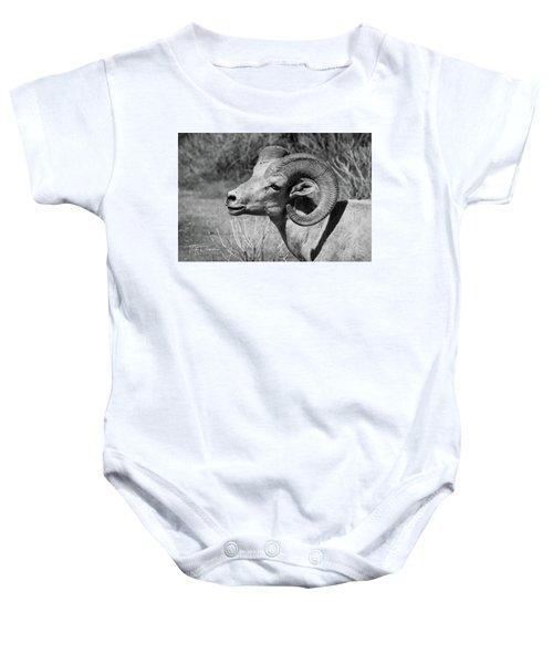 Desert Bighorn Baby Onesie