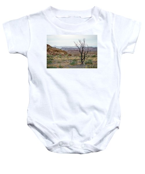 Desert Colors Baby Onesie