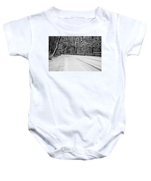 Dicksons Mill Road Baby Onesie