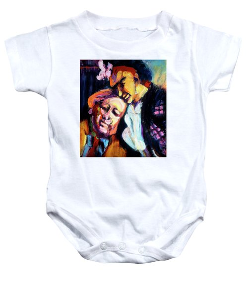 Diego And Frida Baby Onesie