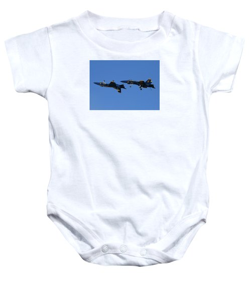 Dirty Angels Baby Onesie