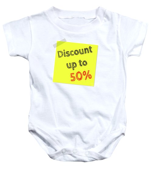 Discount Funny T-shirt Baby Onesie by Esoterica Art Agency