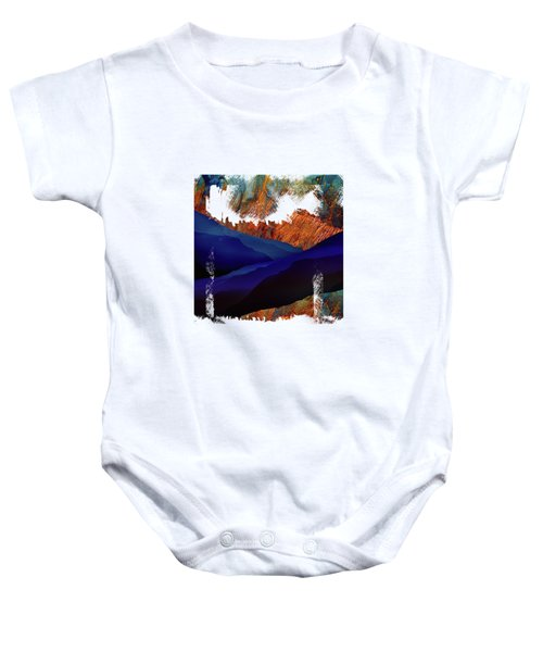 Divided Baby Onesie