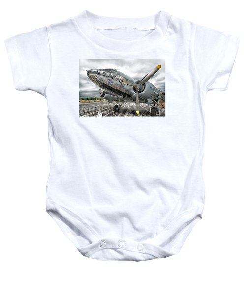 Douglas C-47 Skytrain Baby Onesie
