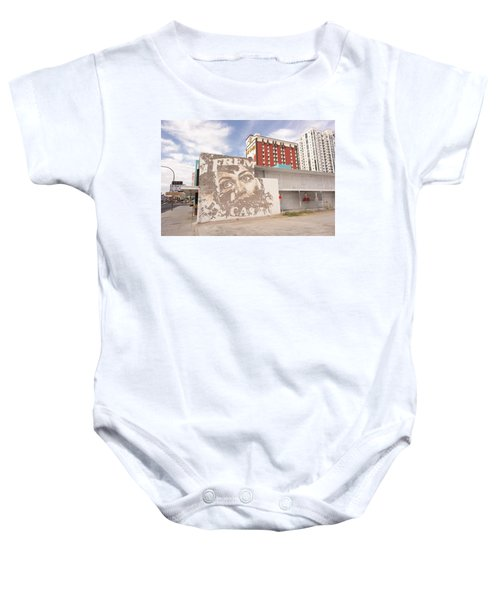 Downtown After Baby Onesie