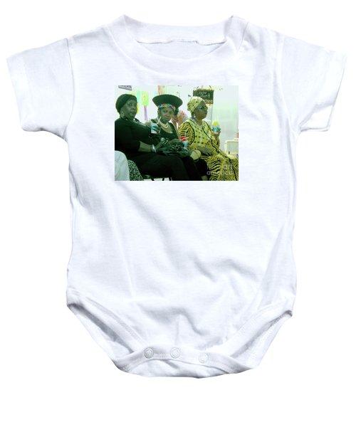 Dressed To The Nines Baby Onesie