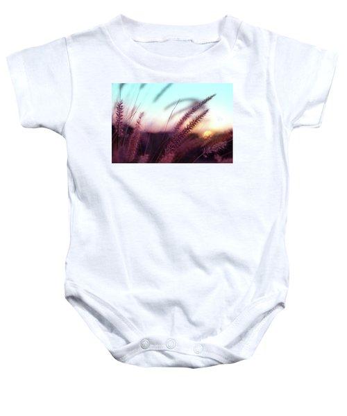 Dune Scape Baby Onesie