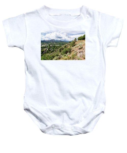 Durango No.1 Baby Onesie