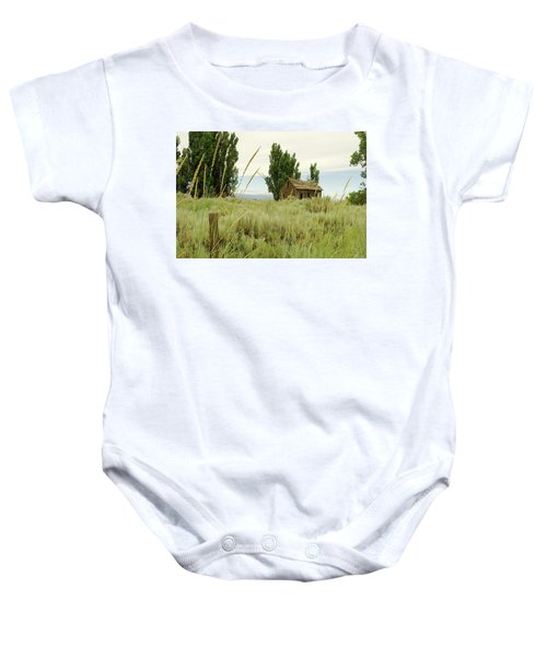 Dyer Country Home Baby Onesie