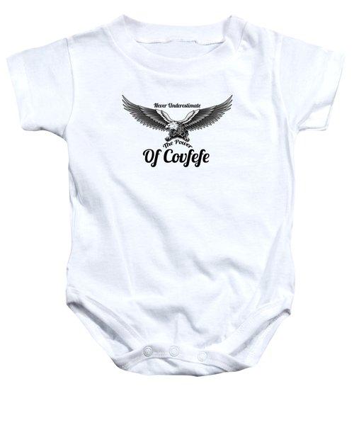 Eagle Power Baby Onesie