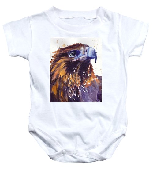 Eagle's Head Baby Onesie
