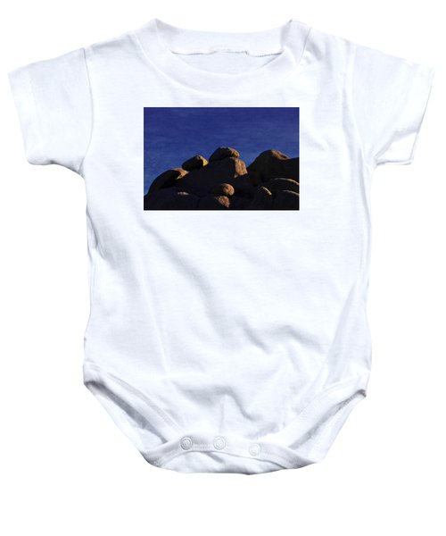 Earth And Sky Baby Onesie