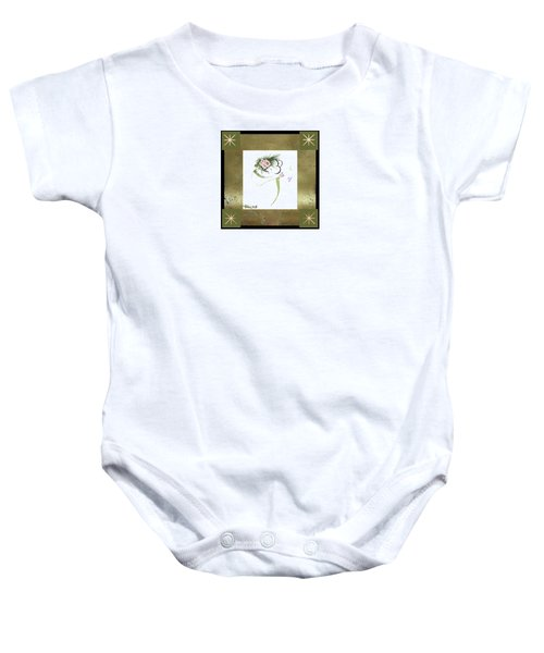 East Wind - Small Gathering Baby Onesie