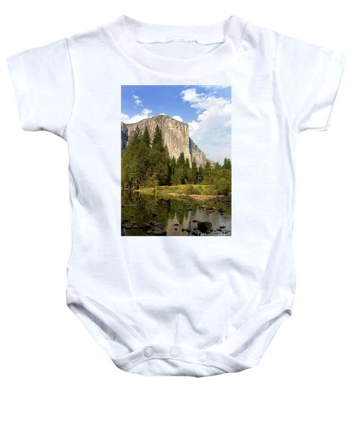 El Capitan Yosemite National Park California Baby Onesie