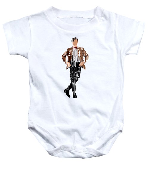 Eleventh Doctor - Doctor Who Baby Onesie