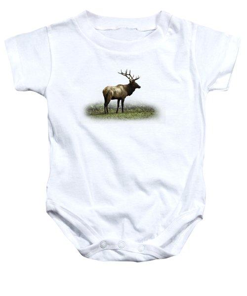 Elk IIi Baby Onesie