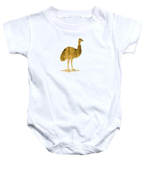 Emu Baby Onesie