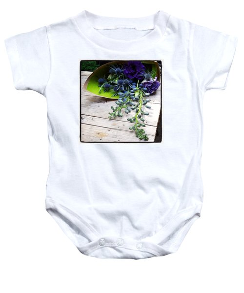 Baby Onesie featuring the photograph Excellent Customer Service. #flowers by Mr Photojimsf