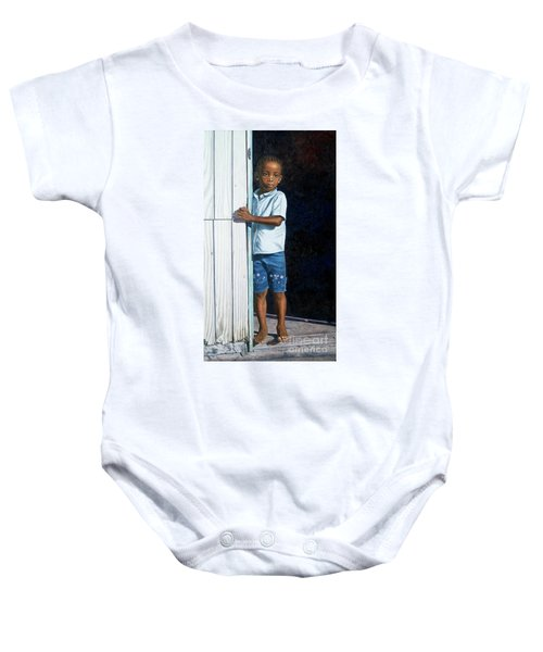 Expectations Baby Onesie