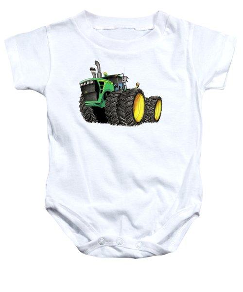 Extreme Farming Baby Onesie