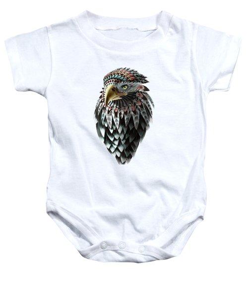 Fantasy Eagle Baby Onesie