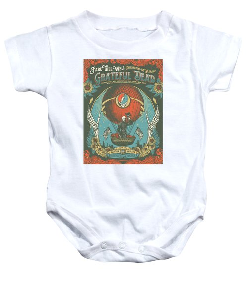 Fare Thee Well Baby Onesie