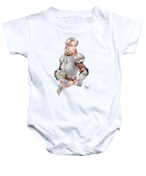 Female Elf Baby Onesie