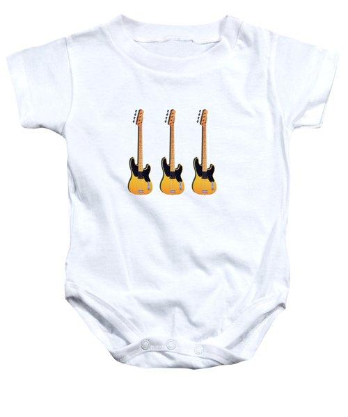 Fender Precision Bass 1951 Baby Onesie