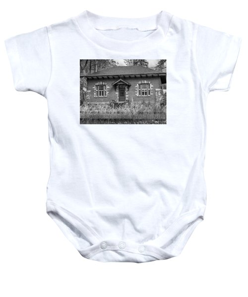 Field Telegraph Station Baby Onesie