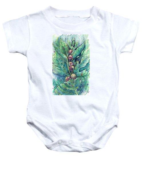 Figful Tree Baby Onesie