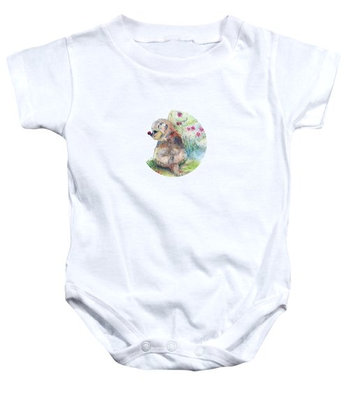 First Contact Baby Onesie