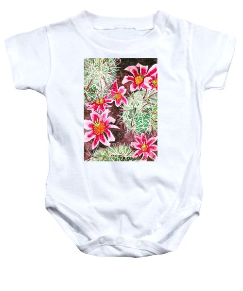 Fishhook Beauty Baby Onesie