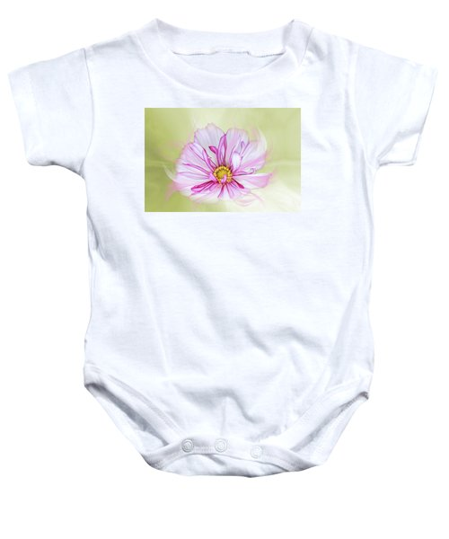 Floral Wonder Baby Onesie