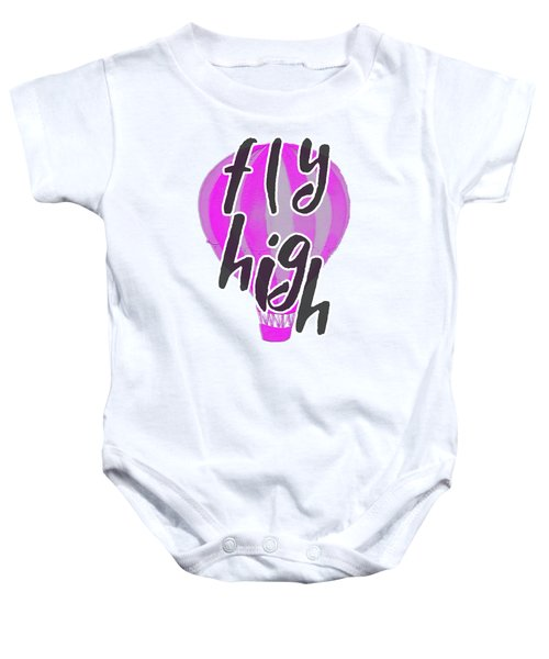 Fly High Baby Onesie