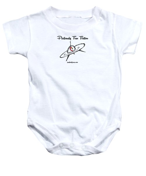 Flying Saucer Baby Onesie by Ana Baird