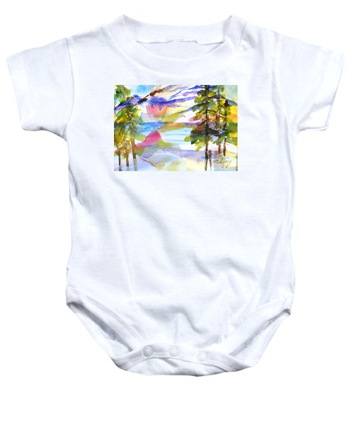 For Love Of Winter #1 Baby Onesie