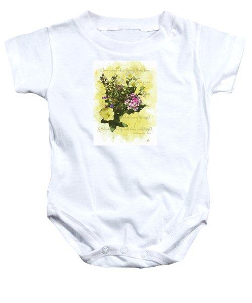 For Titania Baby Onesie