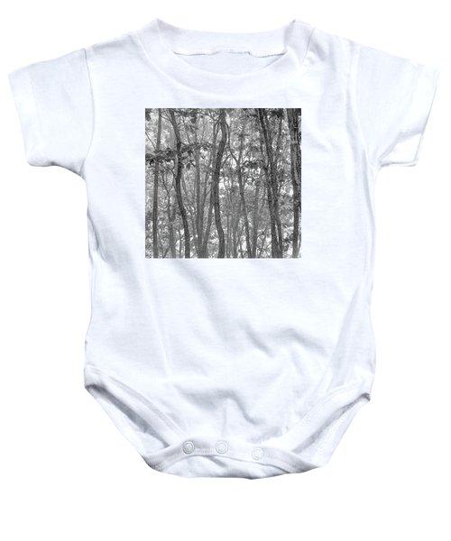 Forest #090 Baby Onesie