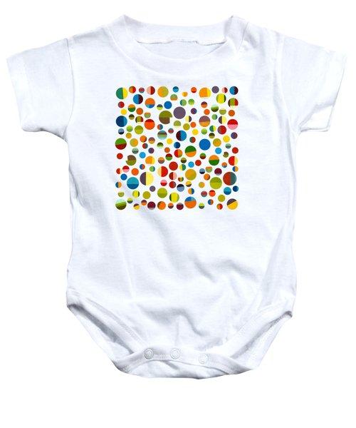 Found My Marbles 3.0 Baby Onesie