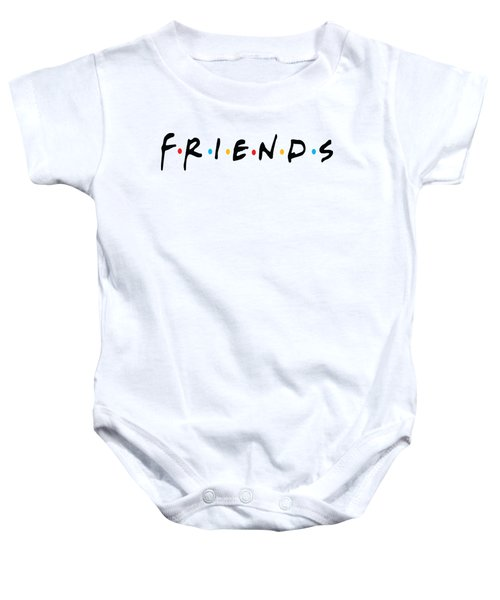 Friends Baby Onesie