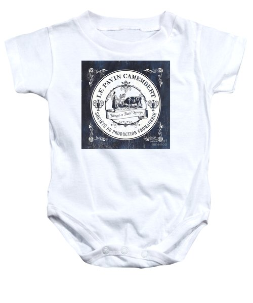 Fromage Label 1 Baby Onesie
