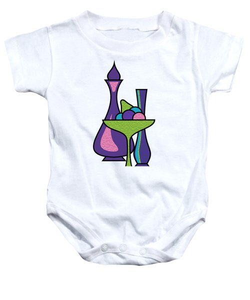 Fruit Compote Baby Onesie