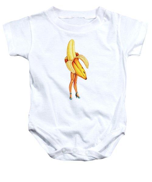 Fruit Stand - Banana Baby Onesie