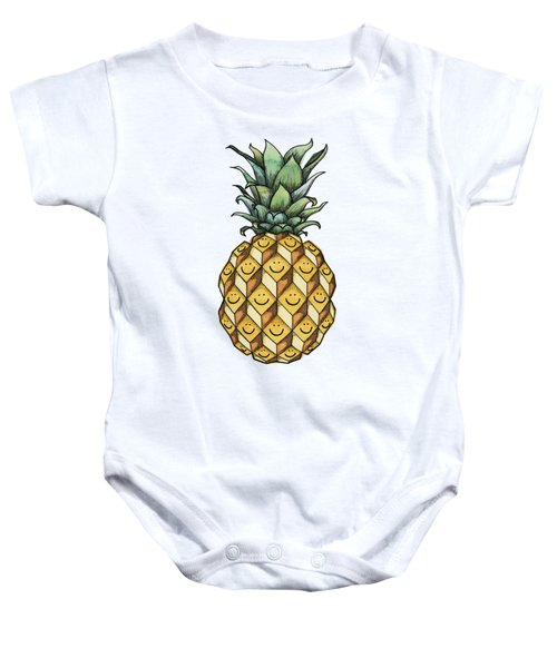 Fruitful Baby Onesie