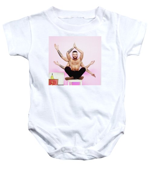 Ganesha Baby Onesie