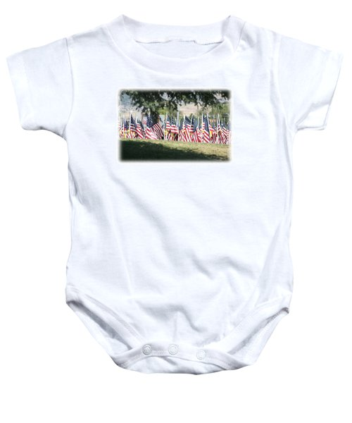 Gathering Of The Guard - 2009 Baby Onesie