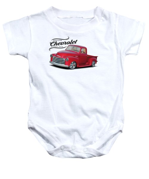 Genuine Street Rod Baby Onesie